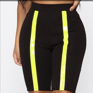 Fashion Nova Shorts - NWT- Fashion Nova Biker Shorts